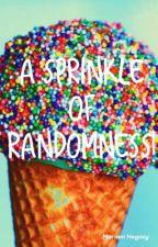 A sprinkle of randomness by MariamHegazy98