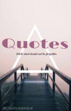 اقتباسات. | .Quotes by WatfureStyles