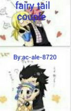 Fairy Tail Couple by ac-ale-8720
