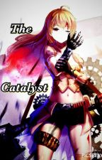 """The Catalyst"" : A Yang Xiao Long AU! #RWBYWATTYS by TysonYang"