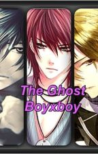 The Ghost Boyxboy by Momomisya