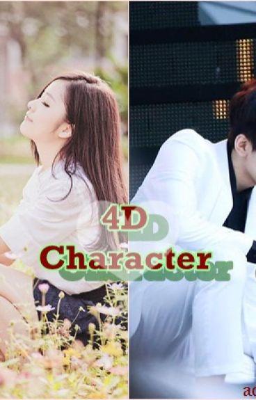 4D Character
