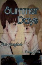 Summer Days (Kim_Hyo) [Indo ver.] by HyungJiKook