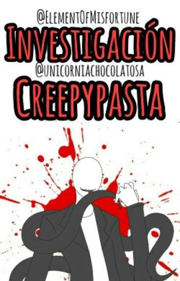 Investigación Creepypasta