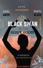 Black Swan In The Black Room by EliaSagata