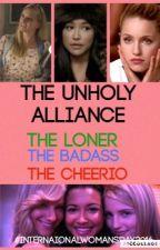 The Unholy Alliance (glee) by ellienerd14