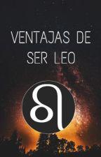 Ventajas de ser Leo by llovegoodbook