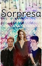 Sorpresa (Olivarry) by Taisha_StarkTaisho