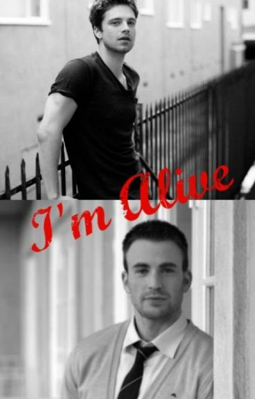 I'm Alive (Stucky Version) (AU)