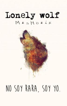 Lobo Solitario by MrsHorik
