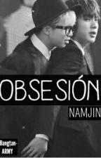 """"""" Obsesión """"  *Nam Joon y jin*   """" Two Shot """"  by Escritora-Enana"""