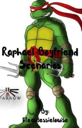 Raphael X Reader - Chapter 4- Casey Jones - Wattpad