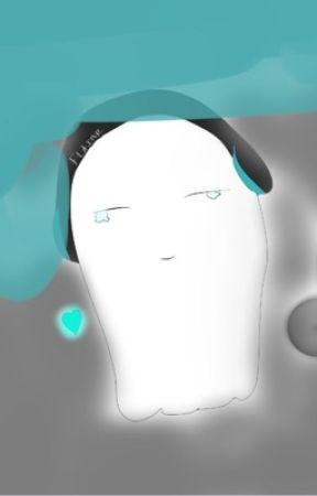  Broken  a Napstablook X Reader by CloverStream