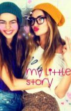 My Little Story by honeiyra