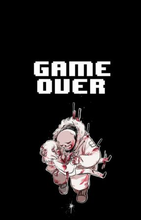 Game Over. |Undertale (Edytowane) by Hithen