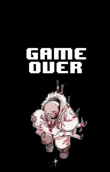 Game Over.  Undertale (Edytowane)