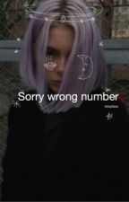 Sorry wrong number•Hemmings by artsy5sos