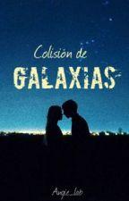 Colisión de galaxias {Completada} by Angie_lab