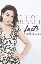 Chloe Bennet Facts by _marvelgirl