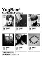 Next Window ☆ yug+bam by chsttaporn