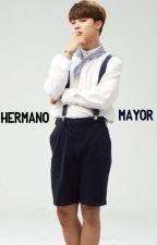 Hermano Mayor | Park Jimin | BTS by igotjamsym