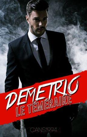 Demetrio le Téméraire by Cans1994