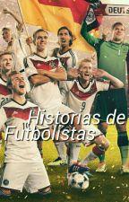 Historias de futbolistas (One Shots) by mrsmorata