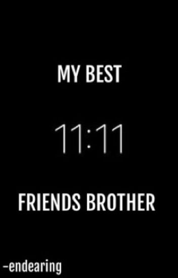 My Best Friends Brother ➝ Yoonseok