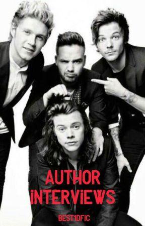 Wattpad Author Interviews by Best1DFic