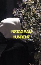 ➳Instagram.    HunRene [EDITADO] by heartxsone-