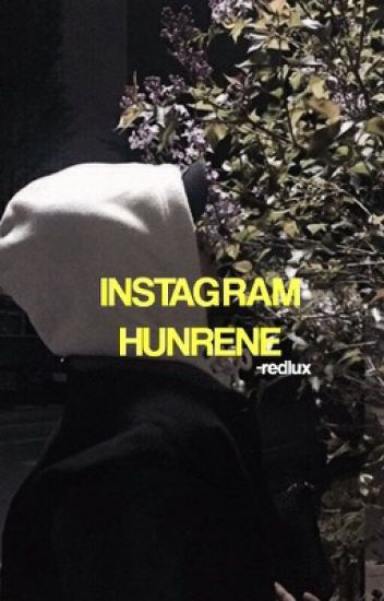➳Instagram. || HunRene [EDITADO]