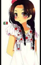 Palabras De Un Mexicano by cintiacitlali