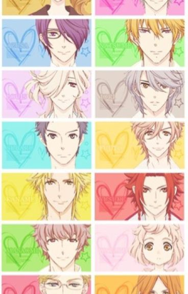 You're My Someone Special (Brothers Conflict x Reader)