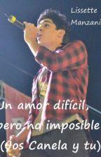Un amor difícil, pero no imposible (Jos Canela y tu) by LissetteManzanilla26