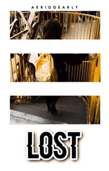 Lost || Jack Gilinsky