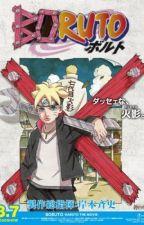 Novela de Boruto, Naruto: La pelicula by SakuraUH