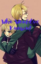 Who Would've Known? by Caleo_Shipper