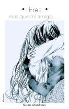 Más Que Mi Amigo. . . (Seventeen) by KiYoonHee