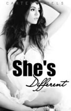 She's Different  by Carter_Noels