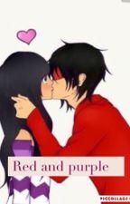 Red and Purple by xxxxanime_fangirlxxx