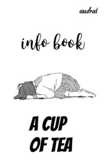a cup of tea (info book)
