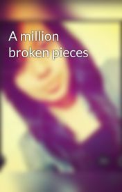 A million broken pieces by Soccer_pro15