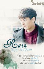 Rain | Chanwoo iKON by SilverDeer0406