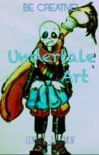 Undertale Art by Please_Dont_Fear