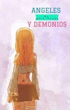 ~Ángeles Y Demonios~ NALU by yulijuli_Ps