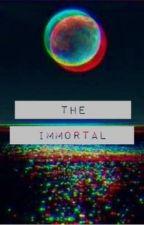The Immortal by oliviaardeena