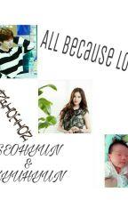 All Because Love (Seokyu) by GinaElist
