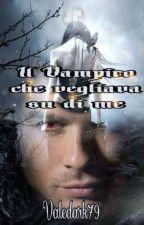 Il Vampiro Che Vegliava Su Di Me- Ian Somerhalder- by Valedark79