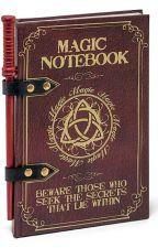 Magic Book Of Spells by SeraphRose