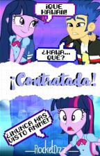 """Contratada""  by RocketDizz"